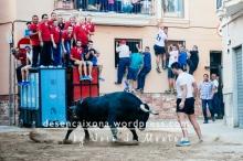 Torrestrella nº99 en las Fiestas de Sant Roc.